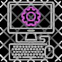 It Communication Help Icon
