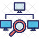 It Monitoring Lan Lan Monitor Icon