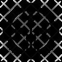 It Support Cyber Digitalization Icon