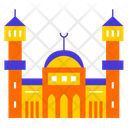 Itaewon Mosque Seoul City Asian Icon