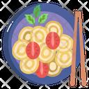Italian Spaghetti Icon