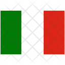 Flag Country Italy Icon