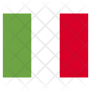 Italy Country National Icon