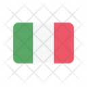 Italy Flag Country Icon