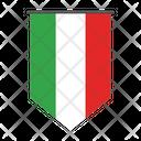 Italy International Global Icon