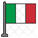 Italy Country Flag Flag Icon