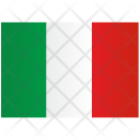 Italy Flag Nation Icon