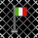 Italy Flag Italy Symbol Flag Icon