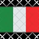 Italy Flag Italy Flag Of Italy Icon