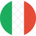 Italy Flag World Icon