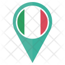 Italyl Flag Icon