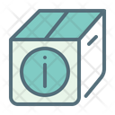 Item Information Details Specification Icon