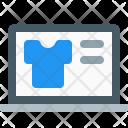 Online Catalog Item Icon