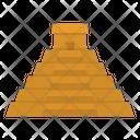 Itza Chichen Pyramid Icon