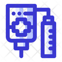 Iv Bag Icon