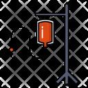 Iv Bag Blood Icon