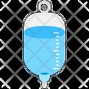 Iv Drip Blood Bag Transfusion Icon