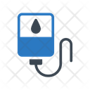 Iv Drip Bottle Icon