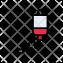 Iv Drip Bottle Icon