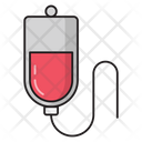 Drip Iv Blood Icon