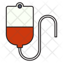 Drip Iv Infusion Icon