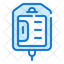 Drip Medical Health Icon