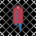 Iv Infusion Bottle Icon