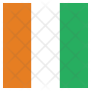 Ivory Coast Cote Icon