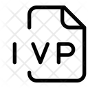 Ivp File Icon