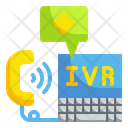 Ivr Call Center Icon