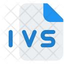 Ivs File Icon