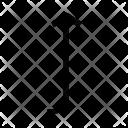J Alphabet Sign Icon