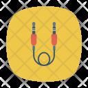 Jack Audio Cable Icon