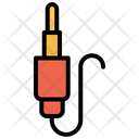 Audio Cable Cable Jack Icon