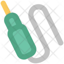 Jack Cable Connector Icon