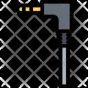 Jack Computer Data Icon