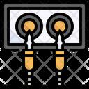 Jack Connector Icon