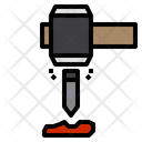 Hammer Extraction Tools Icon