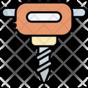 Jack Hammer Hammer Hammer Drill Icon