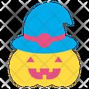 Pumpkin Horror Spooky Icon