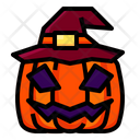 Jack O Lantern Pumpkin Halloween Icon
