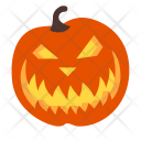 Pumpkin Jack O Lantern Icon