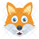 Wolf Head Jackal Icon