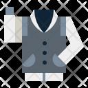 Jacket Coat Garment Icon