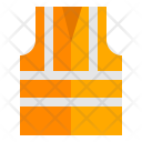 Jacket Vest Protect Icon