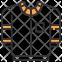 Jacket Warm Jumper Icon