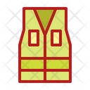 Jacket Vest Labor Icon