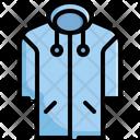 Jacket Clothes Clothing Icon
