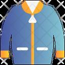 Winter Cloth Coat Icon