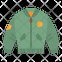 Jacket Clothing Coat Icon